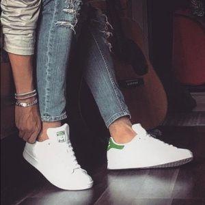 Adidas Stan Smith White Tennis Sneaker NEW